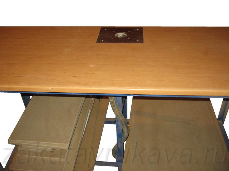 Стол для фрезера своими руками чертежи
