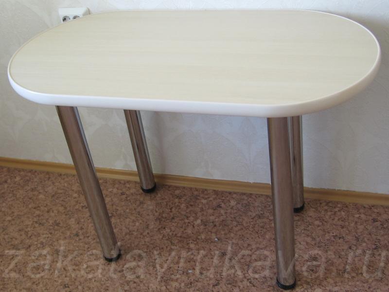 Столешница для стола из пластика постформинг на столешницах