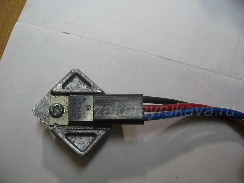 Полевой транзистор IRFZ44N на