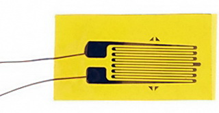 Тензорезистор одинарный.
