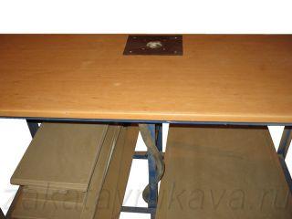Фрезерный стол.