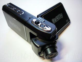 Видеорегистратор ParkCity DVR HD 520.