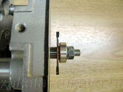 Фрезер Фиолент-1100Э с кромочной фрезой CMT.