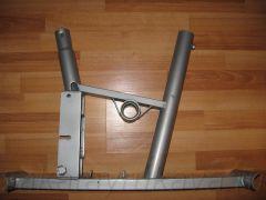 Рама велотренажера Energetics CT 80 Magnetic.