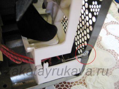 Выпрямительный диод имеет контакт на корпус.