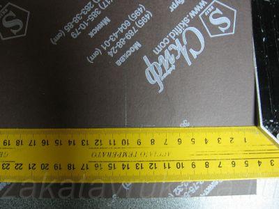 Разметка для стяжек с помощью угольника. 100 мм.