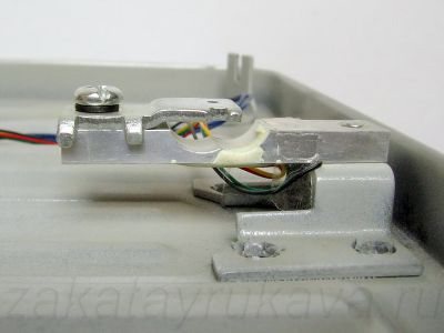 Тензопластина весов MARTA MT-1650.
